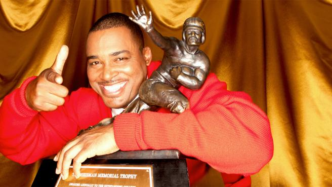Andre Ware: T10B Honorable Mention (NFL)